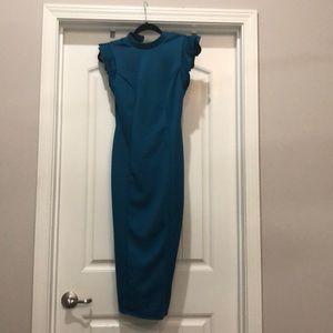 NWT Asos Midi dress. Size 6.